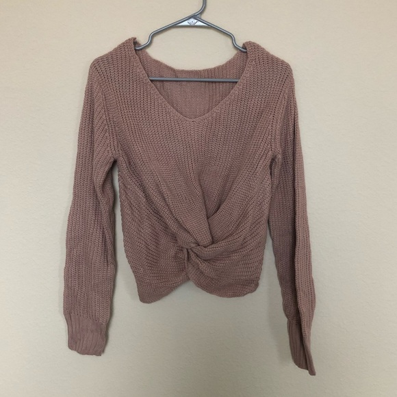 SHEIN Sweaters - Blush Shein Sweater
